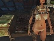 Fallout 4 - Piper gets out of bed
