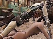 Fallout 4 fucker robot