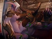 Night Elf Humping