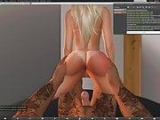 Second Life Petite Girl